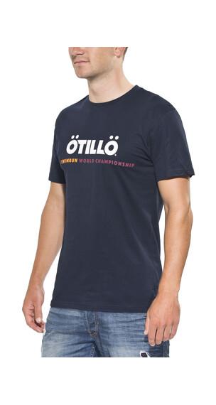 ÖTillÖ Peach T-Shirt Men Navy